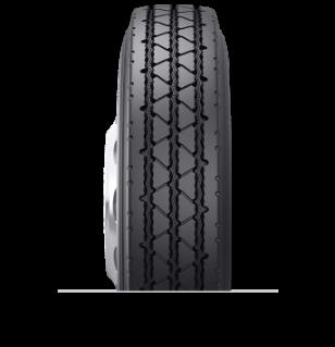Caractéristiques spécialisées du pneu rechapé BRSS™