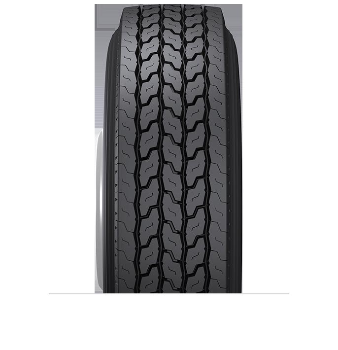 Caractéristiques spécialisées du pneude roue motrice MaxTread FuelTech™