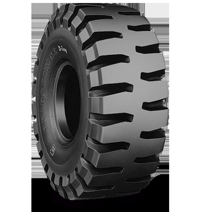Caractéristiques spécialisées du pneu DL LD