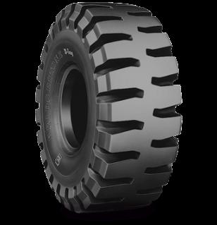 Caractéristiques spécialisées du pneu DL
