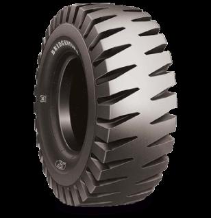 Caractéristiques spécialisées du pneu ELS2