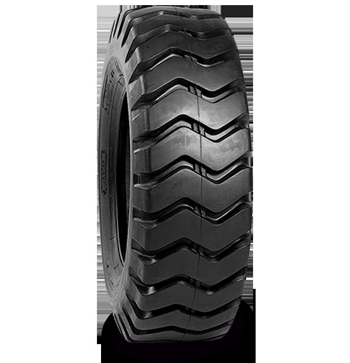Caractéristiques spécialisées du pneu RL E2A