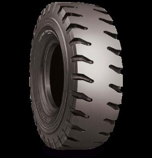 Caractéristiques spécialisées du pneu VCH