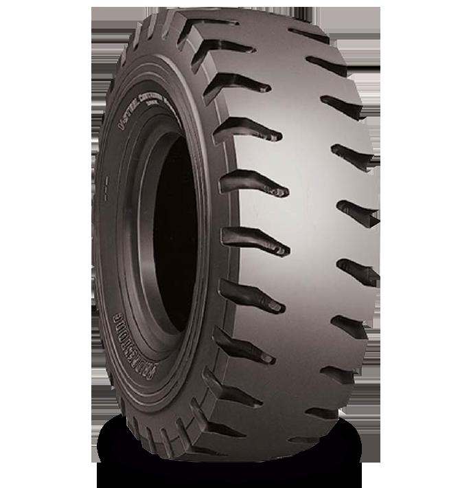 Caractéristiques spécialisées du pneu VCHD