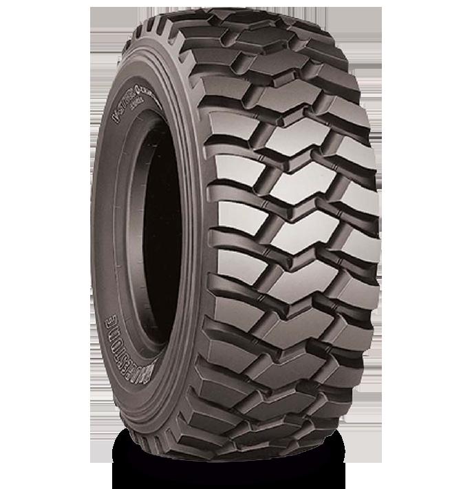 Caractéristiques spécialisées du pneu VGT