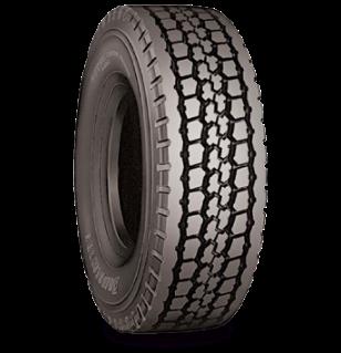 Caractéristiques spécialisées du pneu VHS