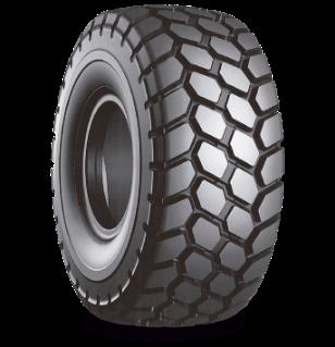 Caractéristiques spécialisées du pneu VJT™