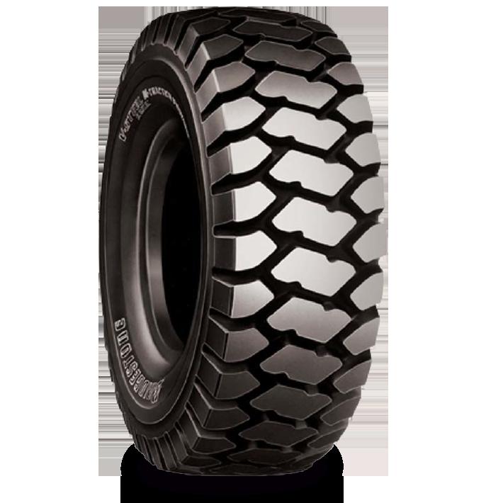Caractéristiques spécialisées du pneu VMTP™