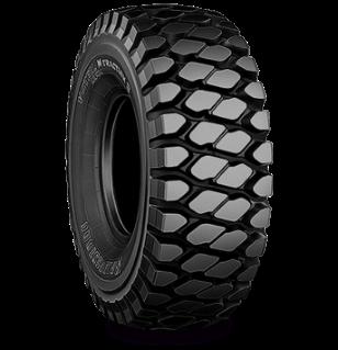 Caractéristiques spécialisées du pneu VMTS LS
