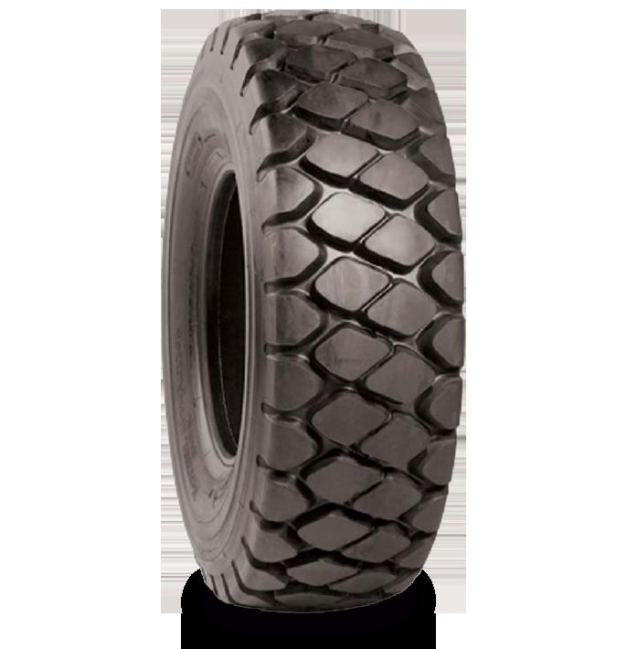 Caractéristiques spécialisées du pneu VMTS™