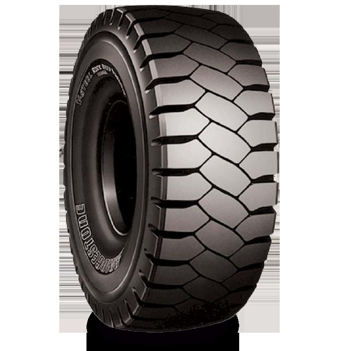 Caractéristiques spécialisées du pneu VRDP™
