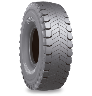 Caractéristiques spécialisées du pneu VREV™