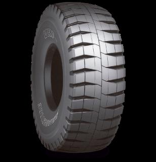 Caractéristiques spécialisées du pneu VRF™