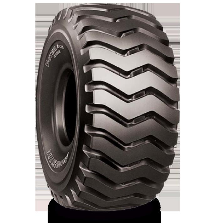 Caractéristiques spécialisées du pneu VRL