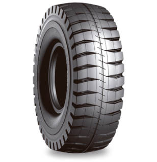 Caractéristiques spécialisées du pneu VRPS™