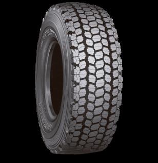 Caractéristiques spécialisées du pneu VSW