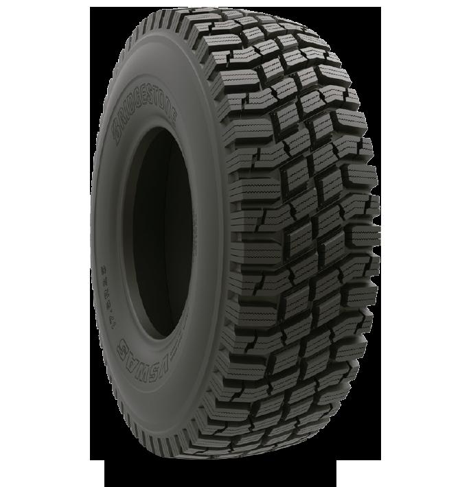 Caractéristiques spécialisées du pneu VSWAS™
