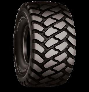 Caractéristiques spécialisées du pneu VTS
