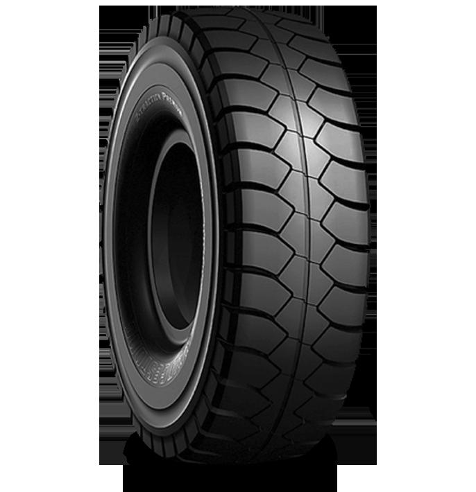 Caractéristiques spécialisées du pneu VZTP