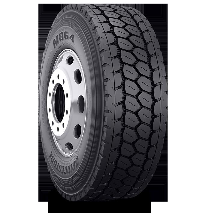 Caractéristiques spécialisées du pneu M864™