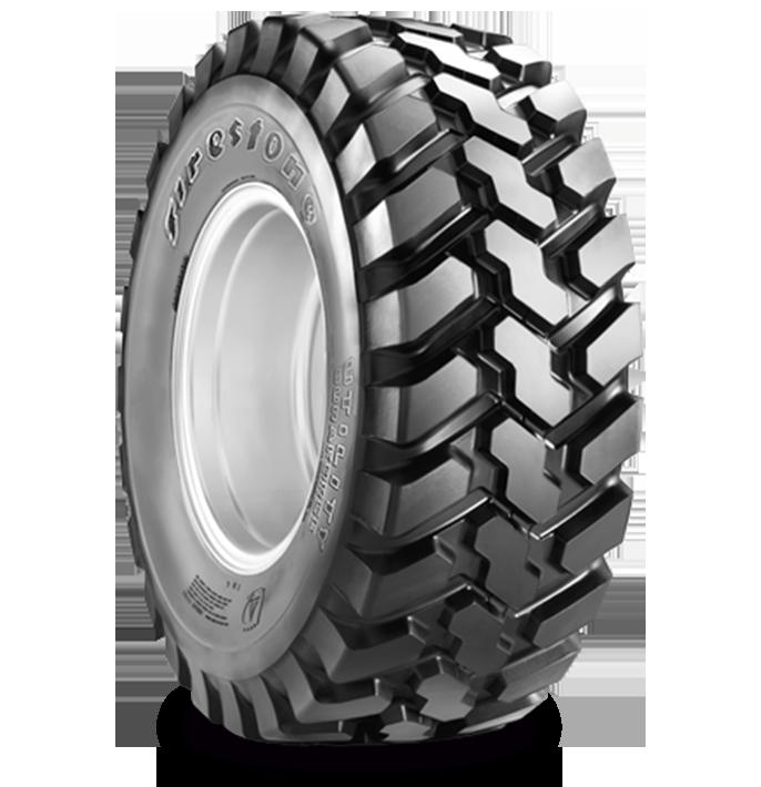 Caractéristiques spécialisées du pneu utilitaire DURAFORCE™