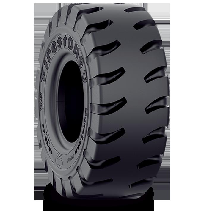 Caractéristiques spécialisées du pneu pour utilisations spécialisées DURAFORCE™