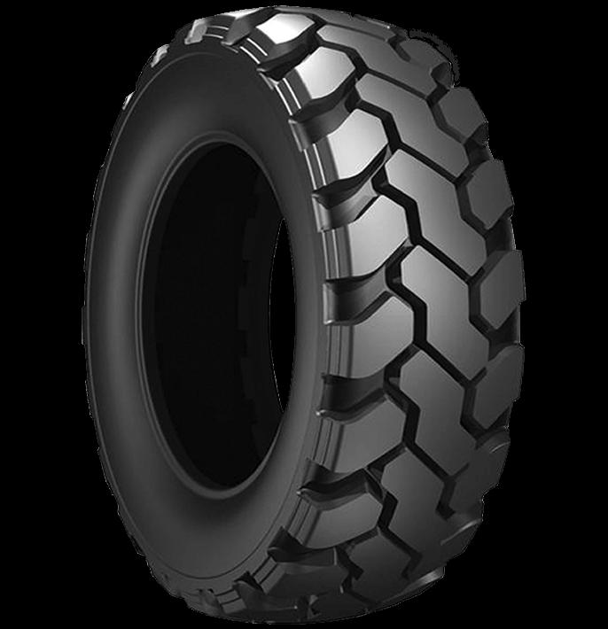 Caractéristiques spécialisées du pneu de manutention DURAFORCE™