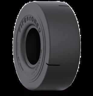 Caractéristiques spécialisées du pneu lisse DURALOAD™