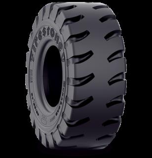 Caractéristiques spécialisées du pneu à bande ultra-profonde DURALOAD™