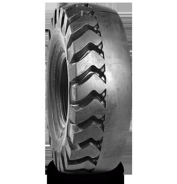 Caractéristiques spécialisées du pneu HTLD