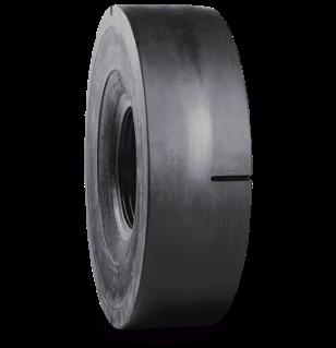 Caractéristiques spécialisées du pneu PTLD