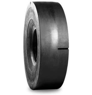Caractéristiques spécialisées du pneu PTLD UMS