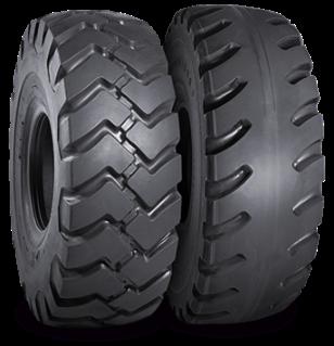 Caractéristiques spécialisées du pneu SDT LD