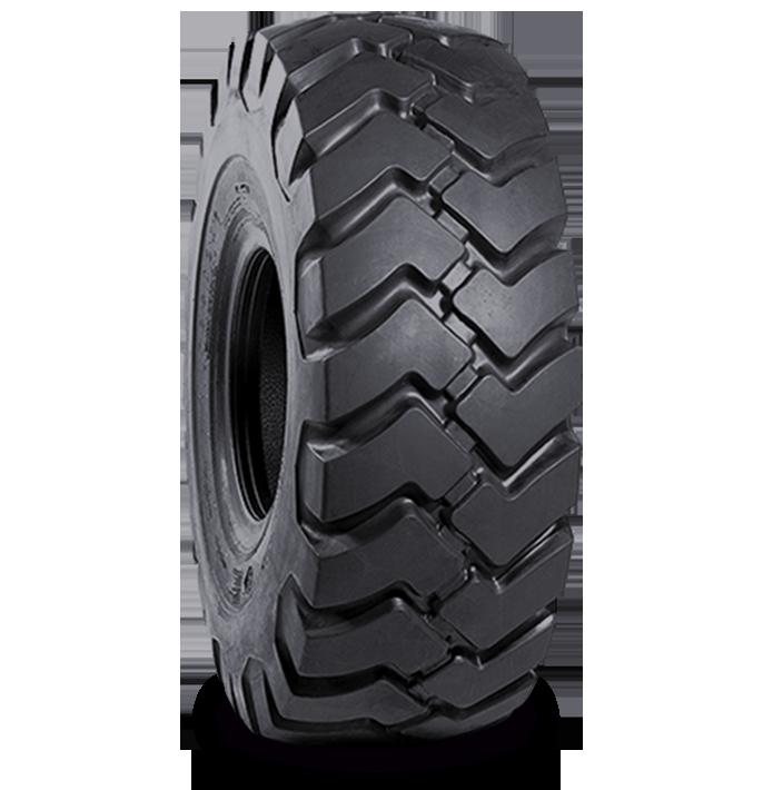 Caractéristiques spécialisées du pneu SRG