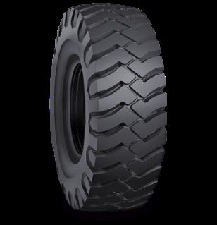 Caractéristiques spécialisées du pneu SRG DT