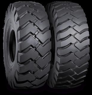 Caractéristiques spécialisées du pneu SRG LD