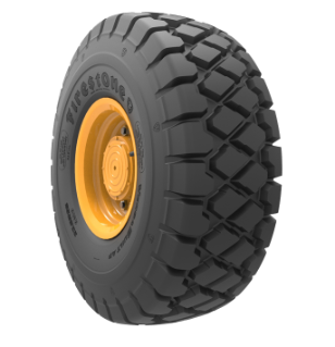 Caractéristiques spécialisées du pneu polyvalent<br><i><span>(E3/L3)</span></i> VersaBuilt™