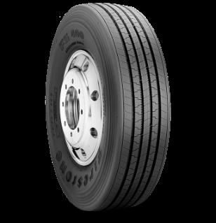 Caractéristiques spécialisées du pneu FS400™
