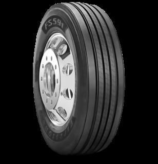 Caractéristiques spécialisées du pneu FS591™