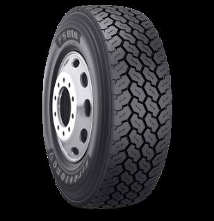 Caractéristiques spécialisées du pneu FS818™